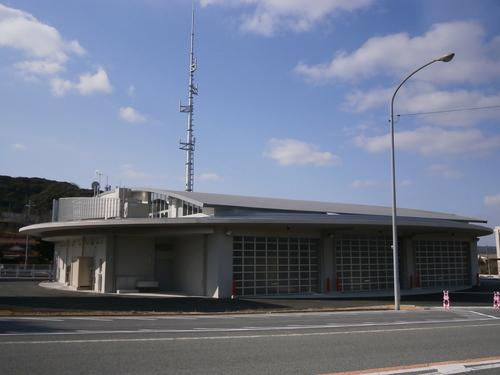 【写真】山陽消防署庁舎