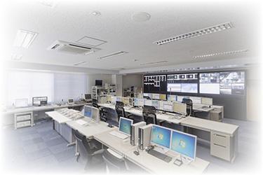 【写真】高機能消防指令センター
