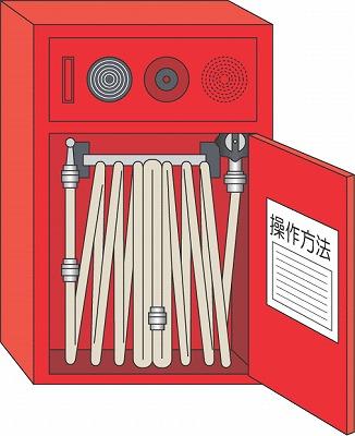 【画像】屋内消火栓の絵